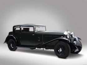 Ver foto 3 de Bentley 8 Litre Short Chassis Mayfair Fixed Head Coup 1932