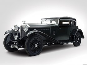 Ver foto 1 de Bentley 8 Litre Short Chassis Mayfair Fixed Head Coup 1932