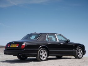 Ver foto 2 de Bentley Arnage 2007