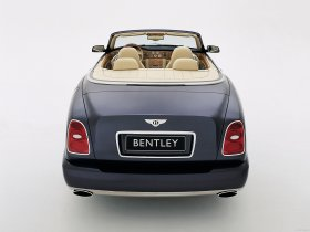 Ver foto 2 de Bentley Arnage Drophead Coupe 2005