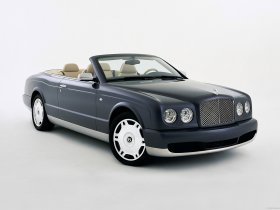 Ver foto 1 de Bentley Arnage Drophead Coupe 2005