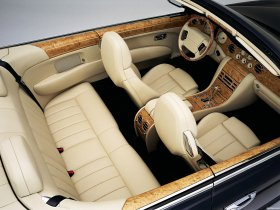 Ver foto 10 de Bentley Arnage Drophead Coupe 2005