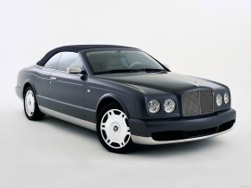 Ver foto 9 de Bentley Arnage Drophead Coupe 2005
