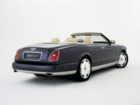 Ver foto 8 de Bentley Arnage Drophead Coupe 2005