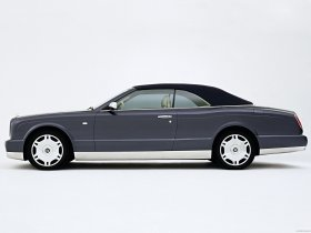 Ver foto 6 de Bentley Arnage Drophead Coupe 2005