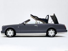 Ver foto 5 de Bentley Arnage Drophead Coupe 2005