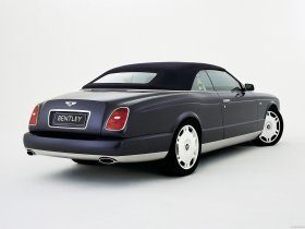 Ver foto 3 de Bentley Arnage Drophead Coupe 2005
