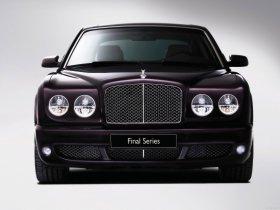 Ver foto 3 de Bentley Arnage Final Series 2008
