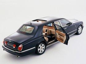 Ver foto 2 de Bentley Arnage Limousine by Mulliner 2003