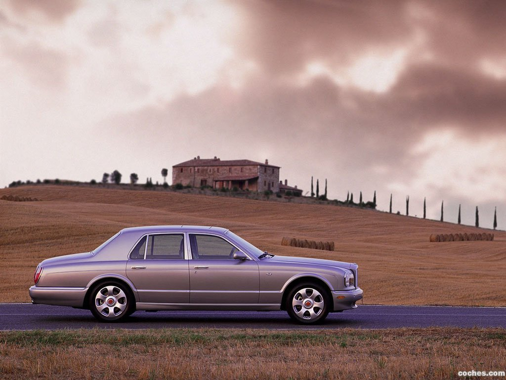 Foto 5 de Bentley Arnage R 2001
