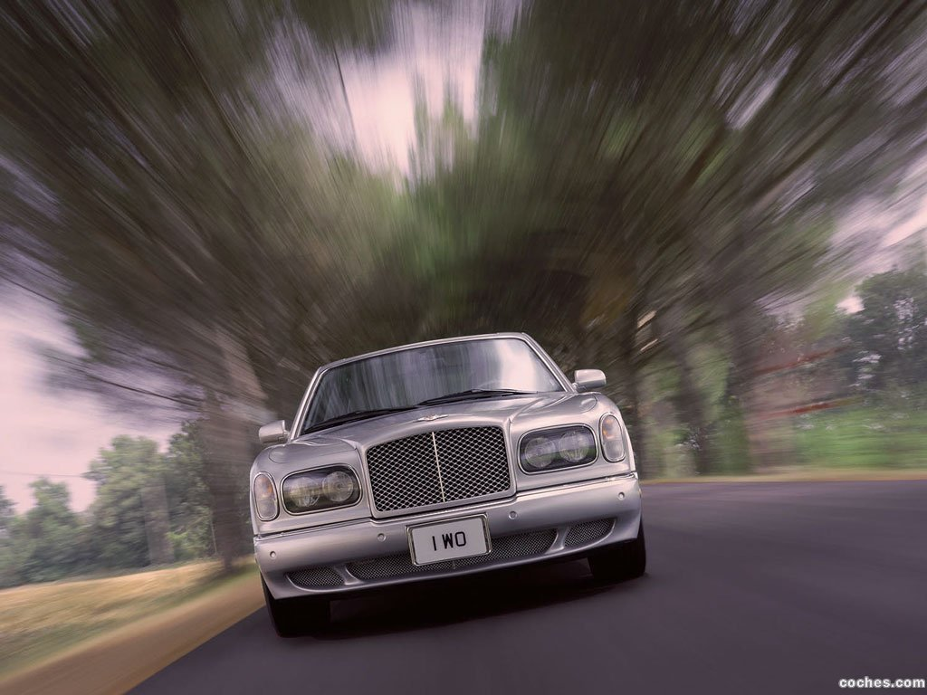 Foto 4 de Bentley Arnage R 2001
