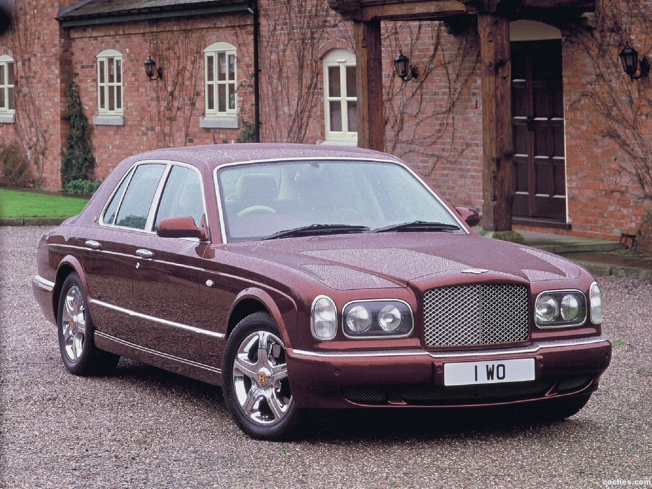 Foto 7 de Bentley Arnage R 2001