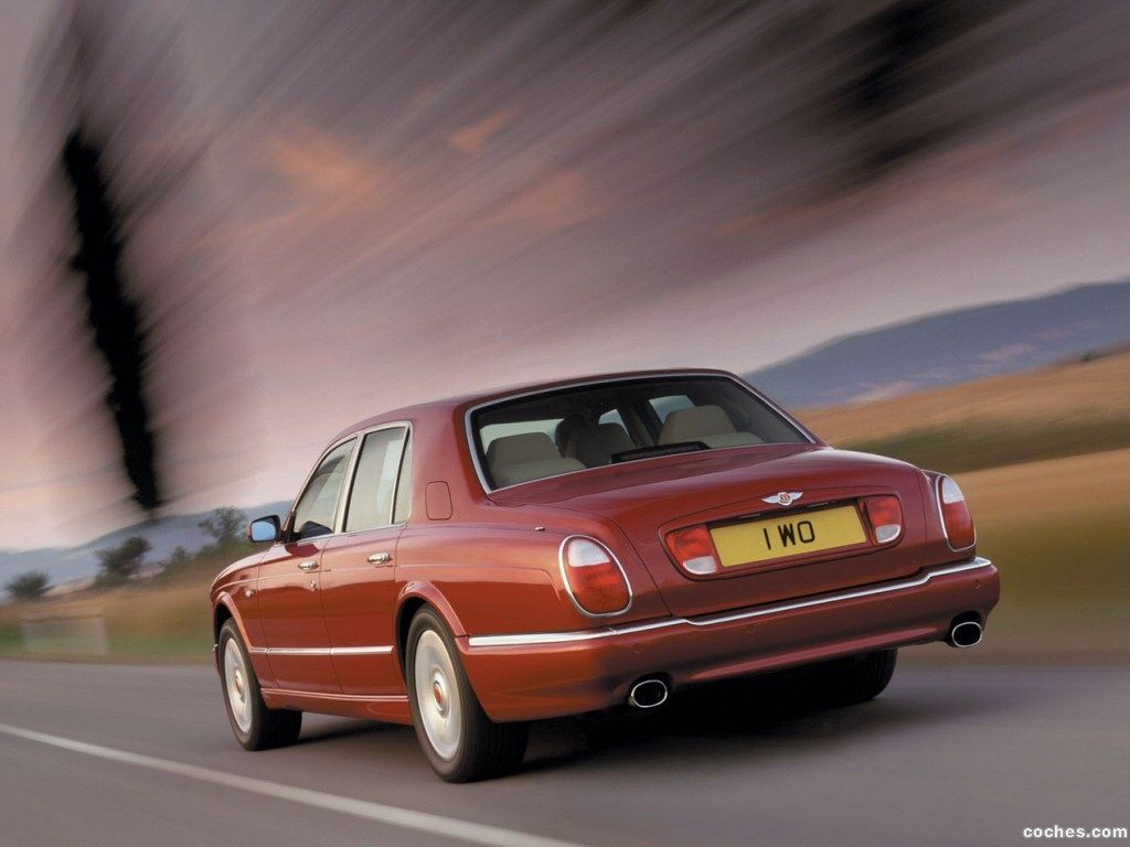 Foto 2 de Bentley Arnage R 2001