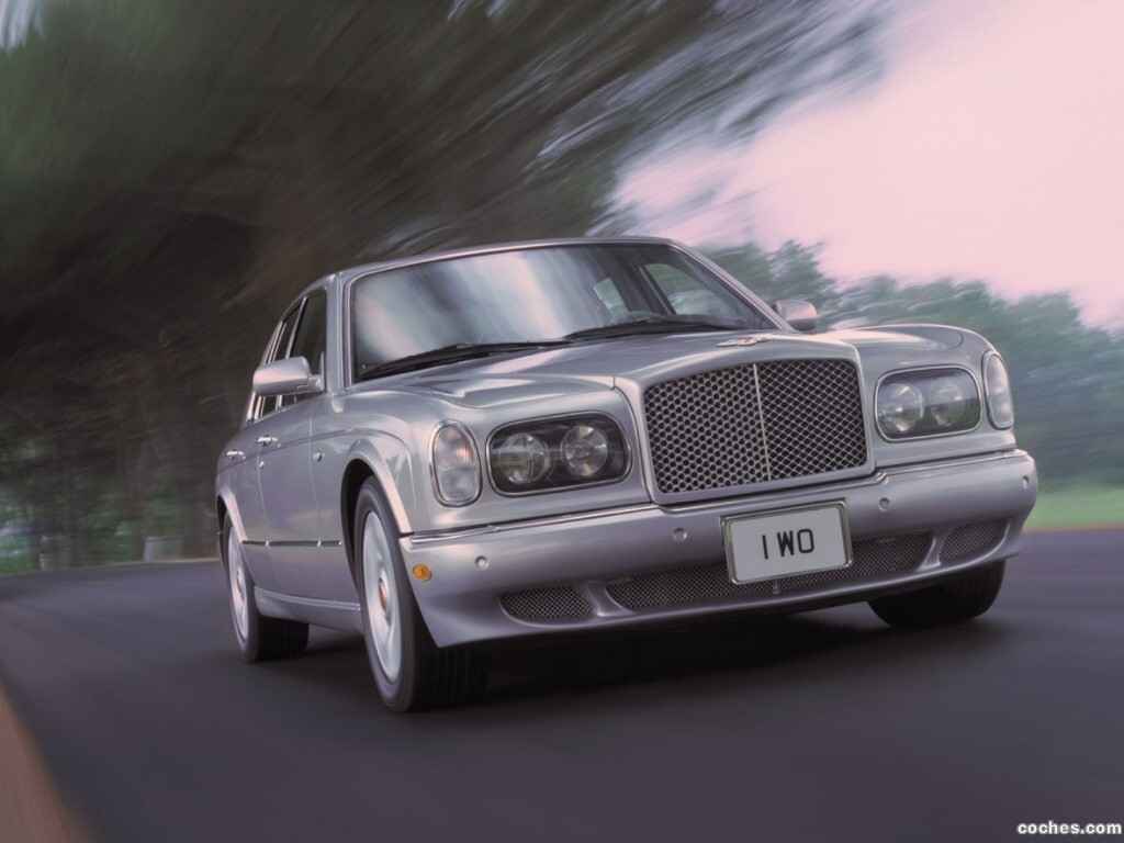 Foto 0 de Bentley Arnage R 2001
