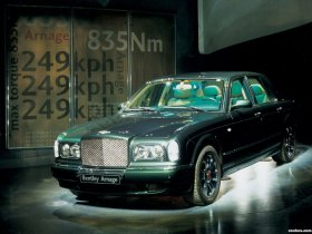 Ver foto 4 de Bentley Arnage R 2001