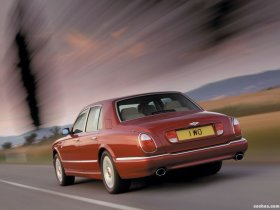 Ver foto 3 de Bentley Arnage R 2001