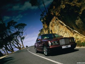 Ver foto 2 de Bentley Arnage R 2001