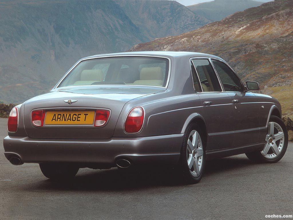 Foto 4 de Bentley Arnage T 2002