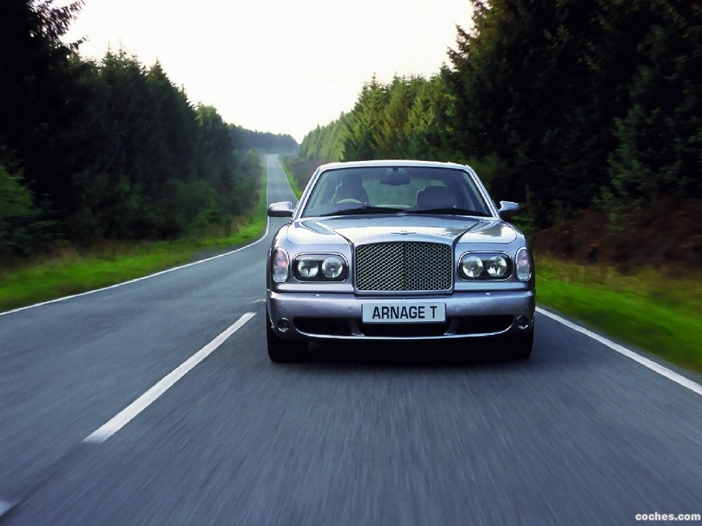 Foto 1 de Bentley Arnage T 2002