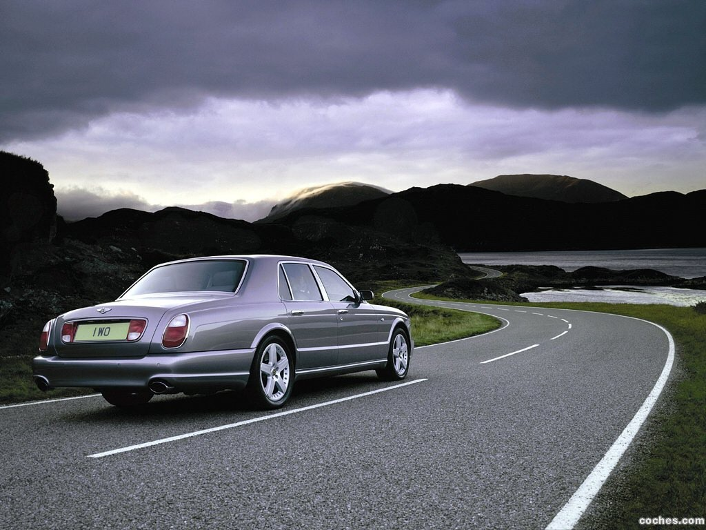 Foto 0 de Bentley Arnage T 2002