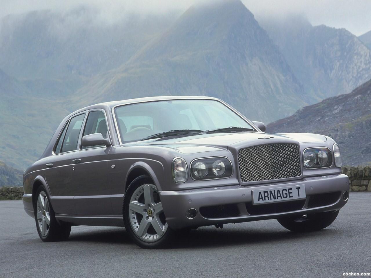 Foto 3 de Bentley Arnage T 2002
