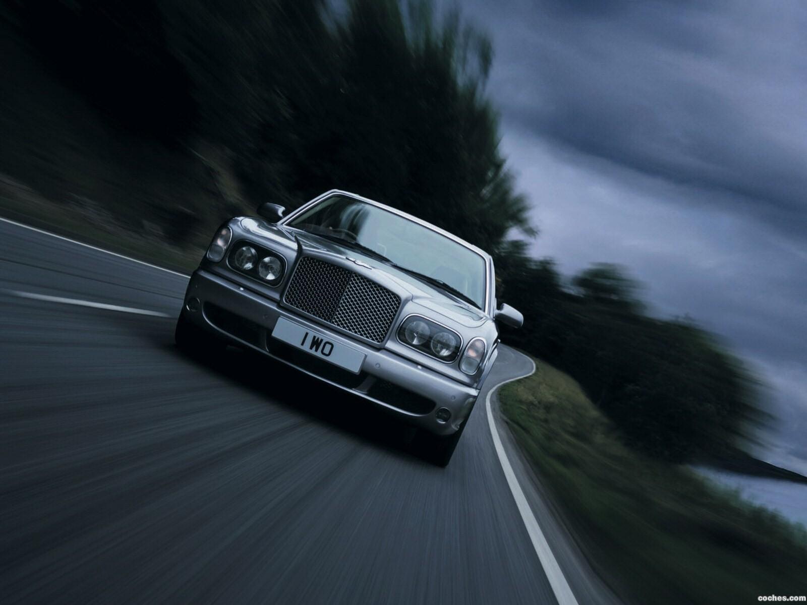 Foto 2 de Bentley Arnage T 2002