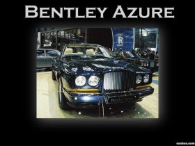 Ver foto 3 de Bentley Azure 2001