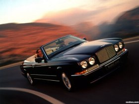 Ver foto 2 de Bentley Azure 2001