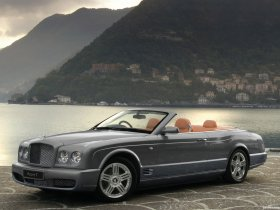 Fotos de Bentley Azure T 2009