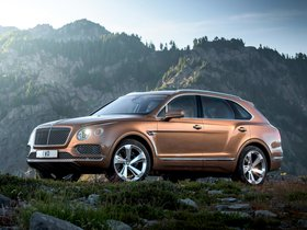 Bentley Bentayga 4.0d Aut.