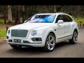 Ver foto 21 de Bentley Bentayga Australia 2016