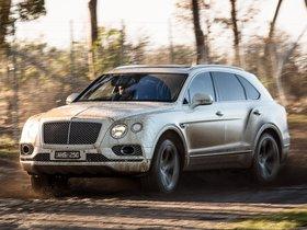 Ver foto 8 de Bentley Bentayga Australia 2016
