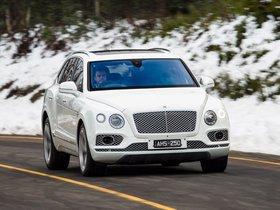 Ver foto 3 de Bentley Bentayga Australia 2016