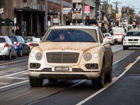 Ver foto 2 de Bentley Bentayga Australia 2016