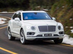 Ver foto 1 de Bentley Bentayga Australia 2016