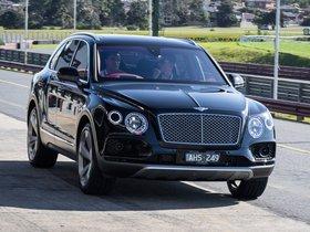 Ver foto 24 de Bentley Bentayga Australia 2016