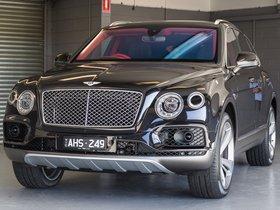 Ver foto 23 de Bentley Bentayga Australia 2016