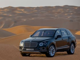 Ver foto 5 de Bentley Bentayga Falconry by Mulliner 2017