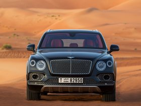 Ver foto 4 de Bentley Bentayga Falconry by Mulliner 2017