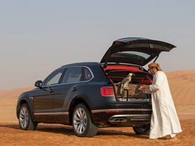 Ver foto 3 de Bentley Bentayga Falconry by Mulliner 2017