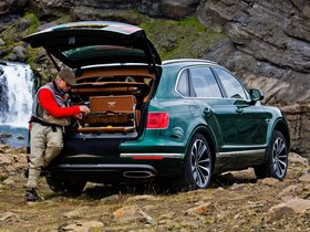 Ver foto 7 de Bentley Bentayga Fly Fishing by Mulliner 2016