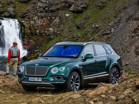 Ver foto 5 de Bentley Bentayga Fly Fishing by Mulliner 2016