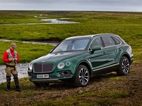 Ver foto 3 de Bentley Bentayga Fly Fishing by Mulliner 2016