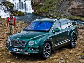 Ver foto 2 de Bentley Bentayga Fly Fishing by Mulliner 2016