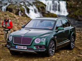 Ver foto 1 de Bentley Bentayga Fly Fishing by Mulliner 2016