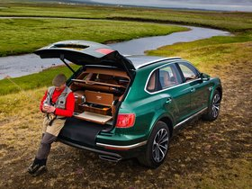 Ver foto 13 de Bentley Bentayga Fly Fishing by Mulliner 2016