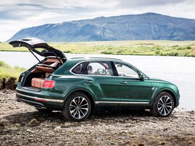 Ver foto 12 de Bentley Bentayga Fly Fishing by Mulliner 2016