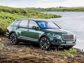 Ver foto 11 de Bentley Bentayga Fly Fishing by Mulliner 2016