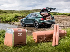 Ver foto 9 de Bentley Bentayga Fly Fishing by Mulliner 2016