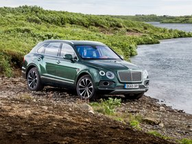 Ver foto 8 de Bentley Bentayga Fly Fishing by Mulliner 2016